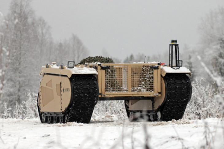 Milrem Robotics aplikasikan teknologi peralatan tempur otonom di medan perang
