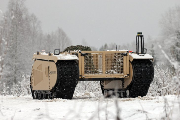 Milrem Robotics brings autonomous warfare capabilities to the battlefield
