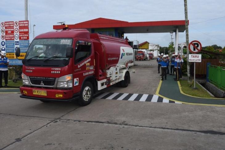 Pertamina Kalimantan jamin ketersediaan BBM selama Natal