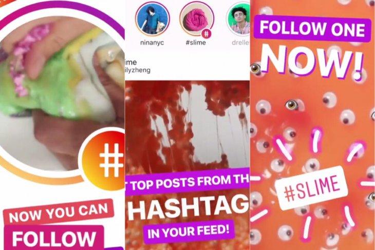 Instagram kenalkan fitur ikuti tagar
