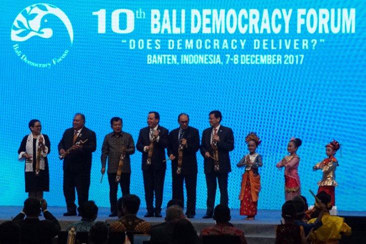 Bali Democracy Forum Ke- 10