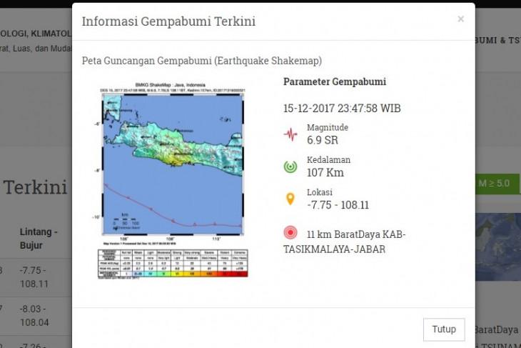 Kemarin, kubah lava Gunung Agung naik tipis hingga gempa Tasikmalaya