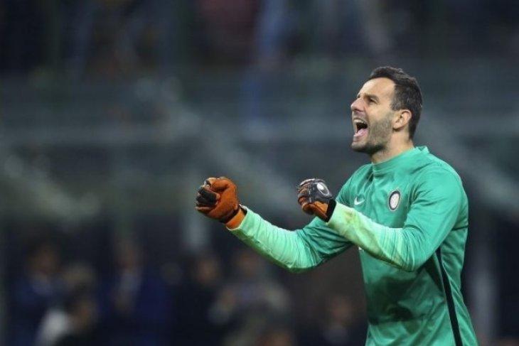 Imbangi Juventus, Inter Milan belum terkalahkan di puncak klasemen