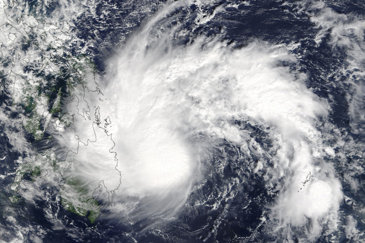 Korban jiwa akibat badai Tembin capai 200 di Filipina