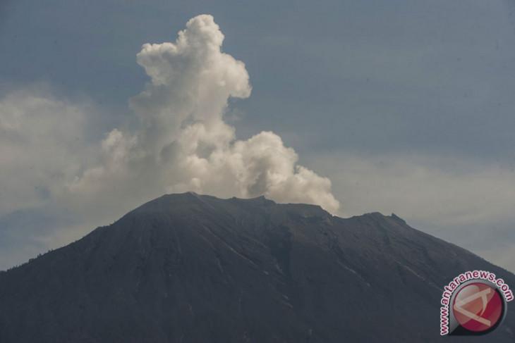 Aktifitas Gunung Agung