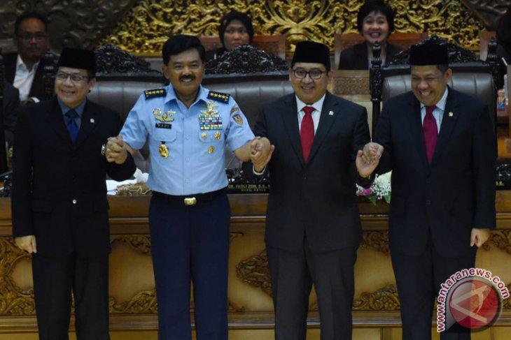 Persetujuan Pengangkatan Panglima TNI
