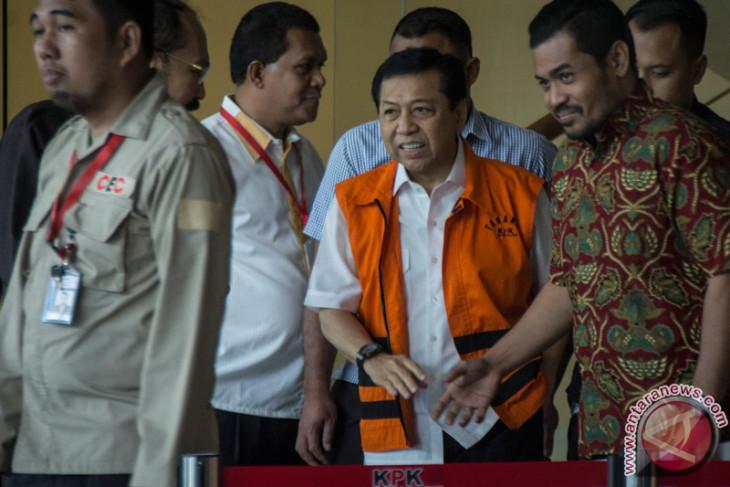 KPK singgung keterangan Narogong terkait keterlibatan Novanto