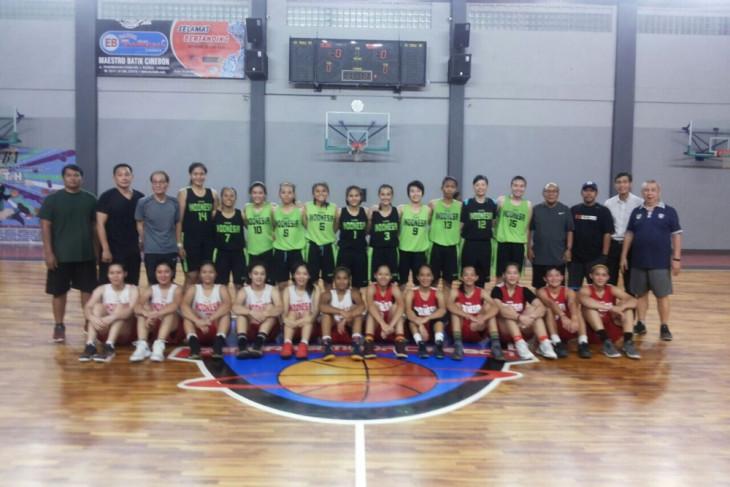Seleksi pertama timnas putri cari 14-16 pemain