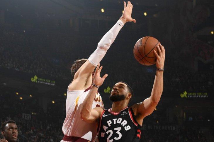 Raptors hantam Cavaliers 133-99