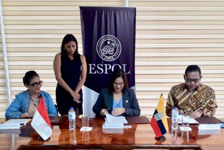 Indonesia-Ecuador realiza foro de cooperación en comercio e inversión