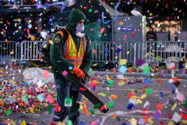 New York pasang 1.500 pengaman di ruang publik
