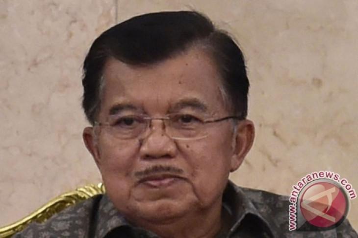 Wapres Kalla harap DPR lebih produktif dipimpin Bambang Soesatyo
