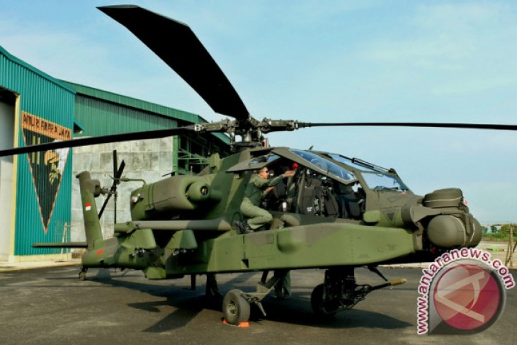 eight apache helicopters to strengthen squadron 11