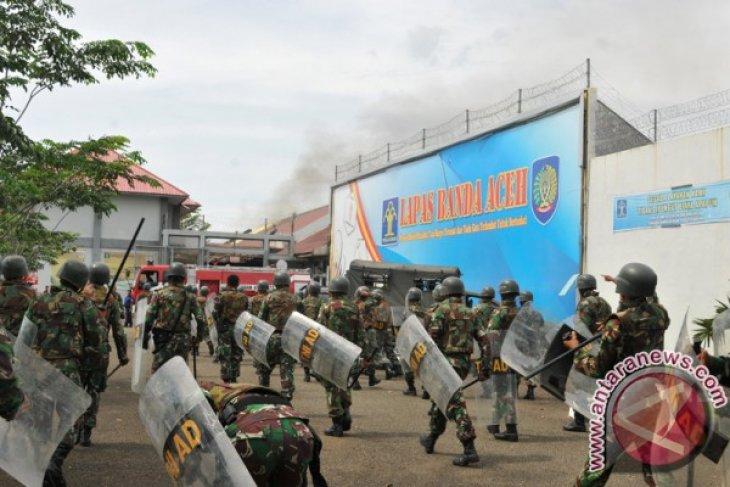 Pascarusuh, 50 narapidana LP Banda Aceh diperiksa