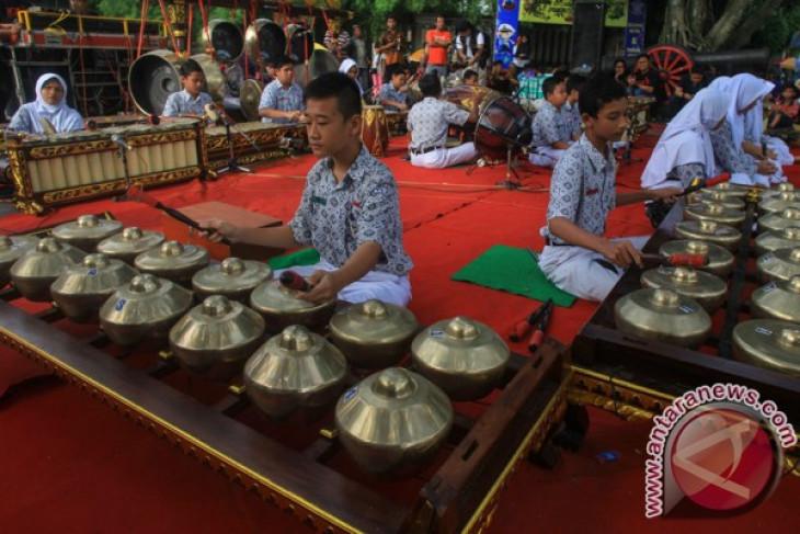Gending Puspowarno buka Festival Gamelan Internasional