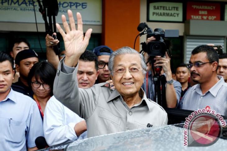 Mahathir Mohamad kembali maju di pemilu Malaysia