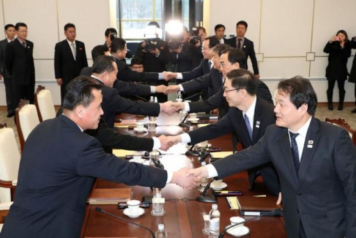 Penasihat keamanan AS, Korsel, Jepang bahas temu puncak Korut
