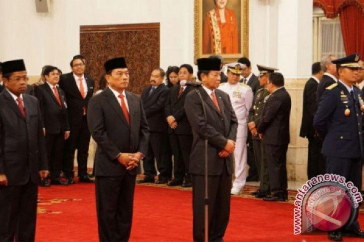 Kian banyak jenderal merapat ke Istana Negara