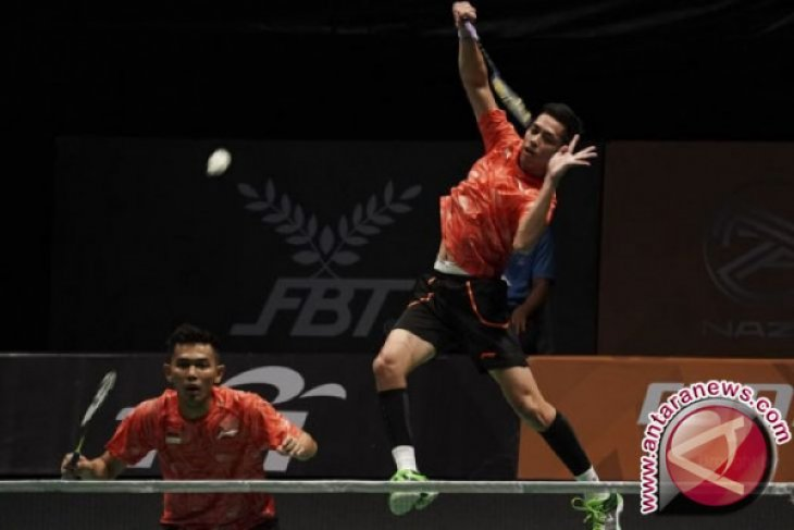 Fajar/Rian hadapi Minions di perempat  final Malaysia Masters