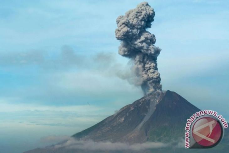 Abu vulkanis Gunung Sinabung capai kota Lhokseumawe