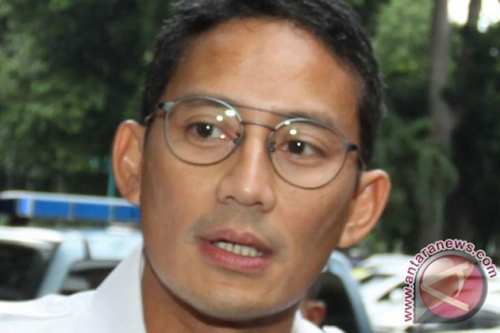 Sandiaga juga minta warga Jakarta giatkan lagi Siskamling