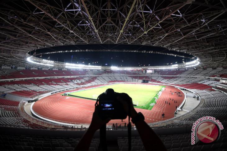 Stadion Utama Gelora Bung Karno penuhi standar FIFA