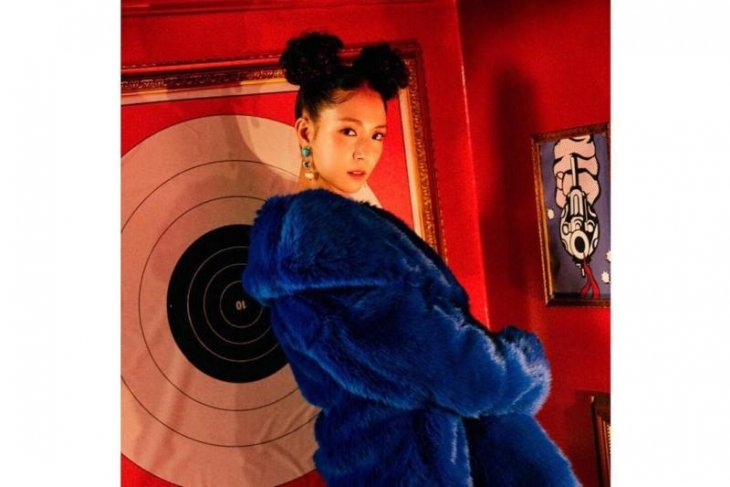 BoA luncurkan single baru akhir bulan ini