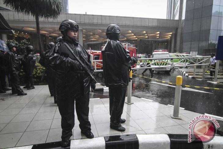 Polisi akan periksa desain konstruksi gedung BEI