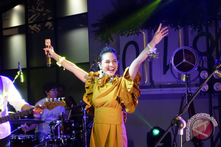 Showcase Metamorfosa Andien (Video)