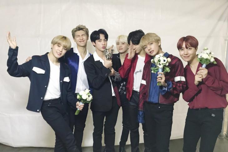 BTS lanjutkan tur dunia Agustus mendatang