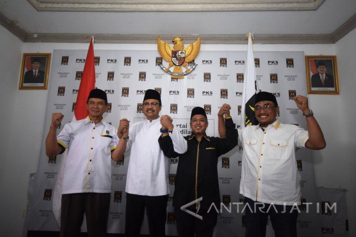 Deklarasi Dukungan PKS