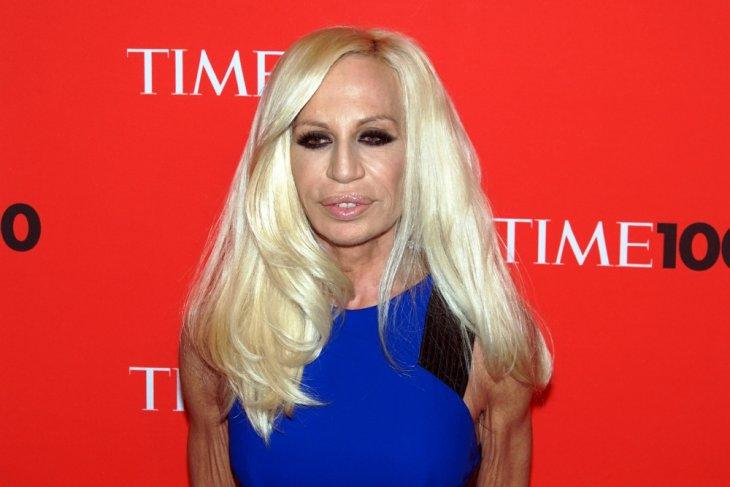 Donatella Versace tidak akan saksikan serial TV pembunuhan kakaknya