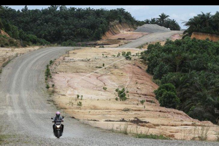 Jalan penghubung Nias Barat-Nias Utara segera dibanguun