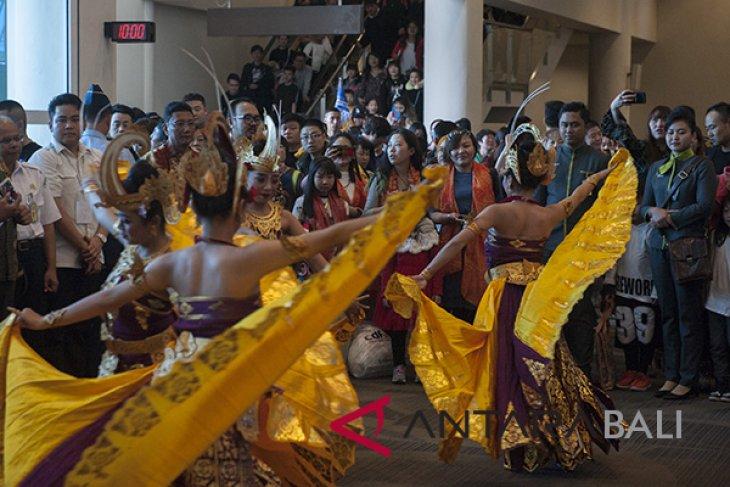 Indonesia masuk 10 besar tujuan wisatawan China
