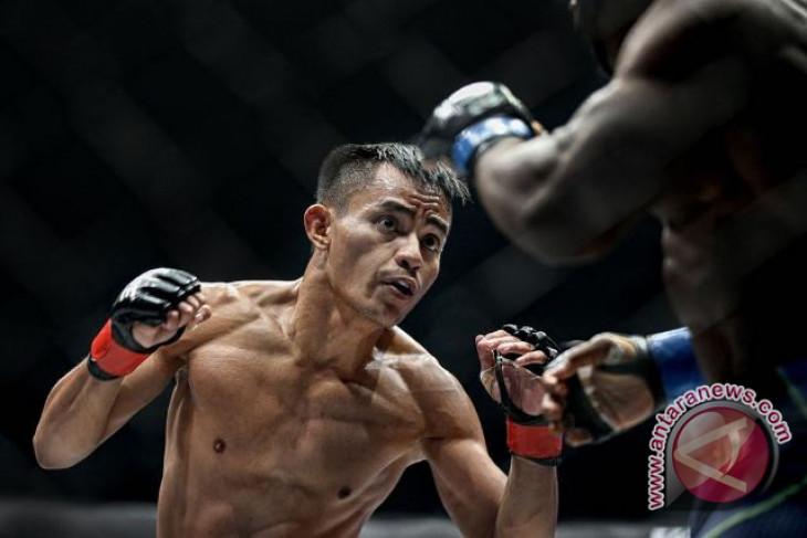 Indonesia ikutkan tujuh petarung untuk One Championship di JCC