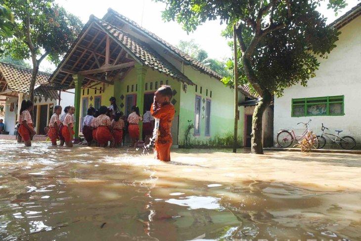 Intensitas Hujan Tinggi Ratusan Rumah Jember Terendam