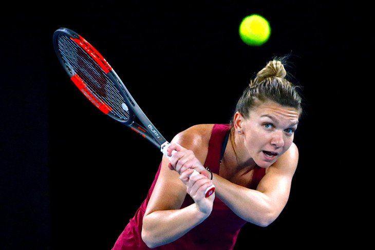 Simona Halep menangi tiga set menuju semi final Indian Wells