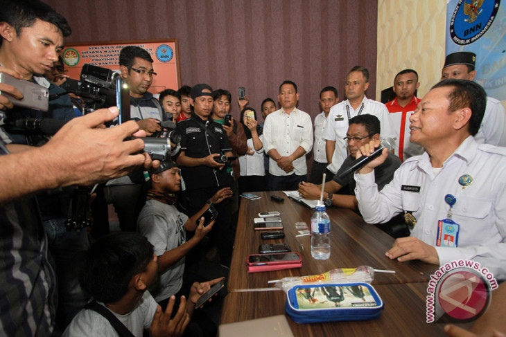 Kasus Narkoba Istri Wawali Gorontalo