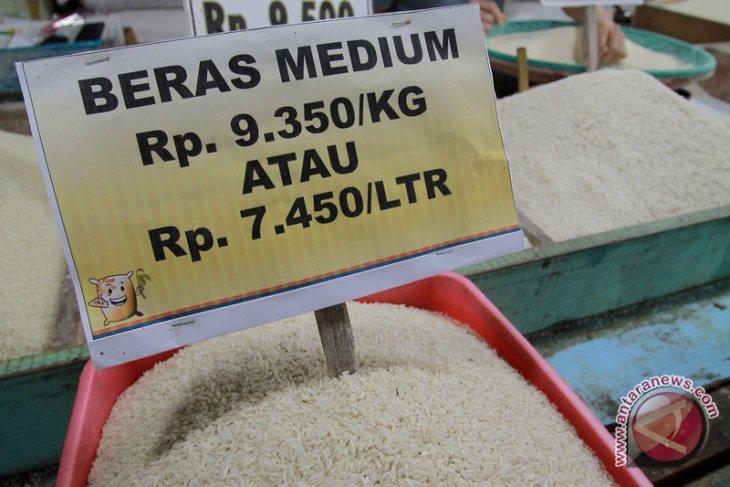 Disperindagkop Bangka Tengah waspadai praktik penimbunan beras