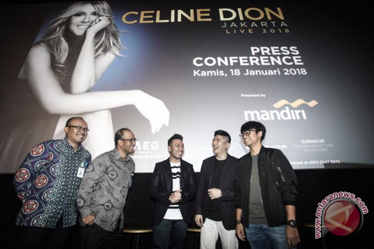 Foto Kemarin: Menjelang Konser Celine Dion