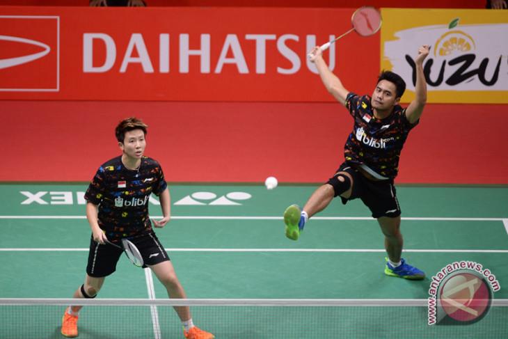 Rahasia Tontowi/Liliyana lolos ke perempatfinal Kejuaraan Asia