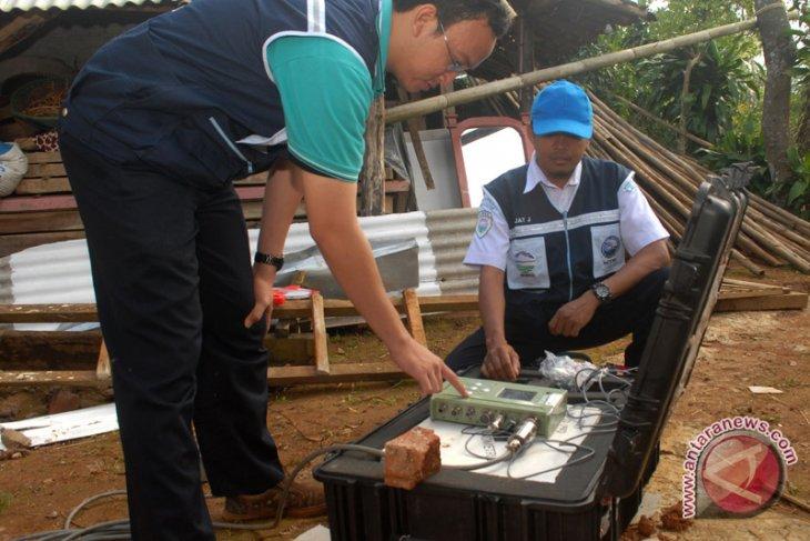 164 sensor pantau gempa di Indonesia