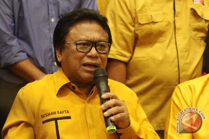 Oesman Sapta pertanyakan penyelenggaraan Munaslub
