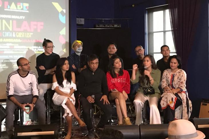 Awkarin bintangi live movie reality perdana di Indonesia