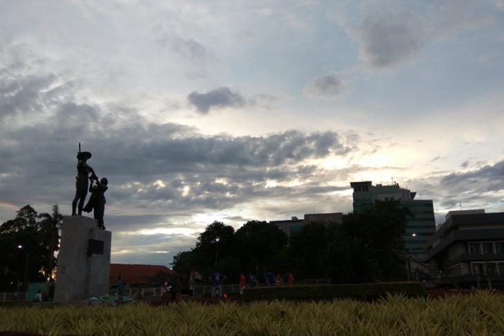 Jakarta cerah berawan hari ini