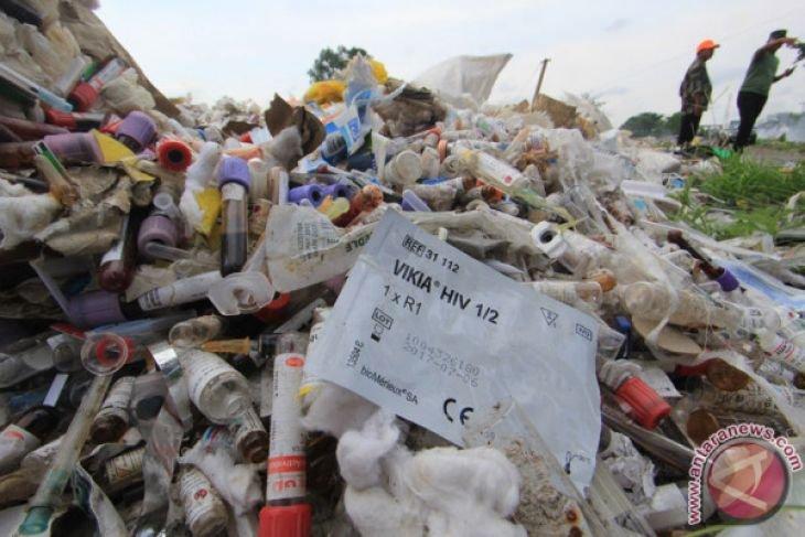 Menteri LHK: Pengelolaan limbah medis memprihatinkan
