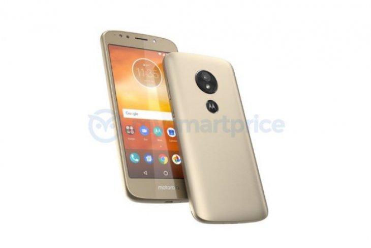 Beredar bocoran gambar Motorola Moto E5