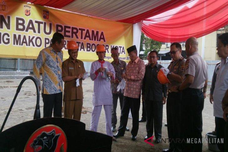 Polresta Segera Punya Markas Komando Termegah Di Bogor