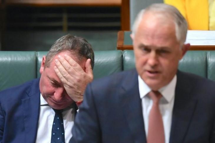 Skandal perselingkuhan buat Deputi PM Australia mundur dari kabinet