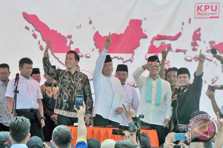 Deklarasi Kampanye Damai Pilkada Palembang